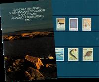 Åland - Årsmappe 1990