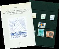 Åland - Årsmappe 1984