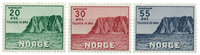 Norge - 1953 - Nordkap IV - postfrisk