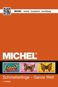 Michel motivkatalog Sommerfugle 2015
