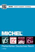 Michel catalog Plate errors German Empire 2015