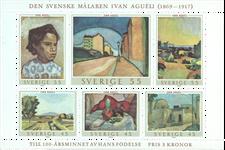 Ruotsi - Ivan Agueli 1969