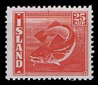 1940 ISLANTI - AFA 217 postituoreena