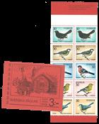 Sverige - H238 Svenske fugle