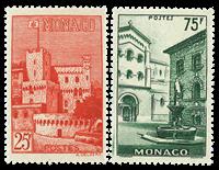 Monaco - YT 397-98