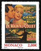 Monaco - Filmen Fang Tyven med Grace Kelly - Postfrisk frimærke