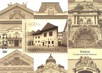 Hungary - Kassa - Mint souvenir sheet