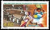 Monaco - Tennis