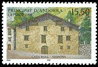 Fransk Andorra 1999 - La Maison Rull