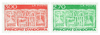Fransk Andorra - Ecus des Vallies