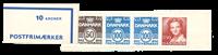 Denmark - Stamp booklet 1983 - Mint