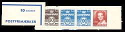 Danmark 1983 - Frimærkehæfte - Postfrisk