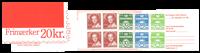 Danmark 1988 - Frimærkehæfte - AFA 3