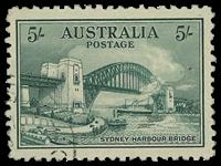 Australia 1932 5 shilling