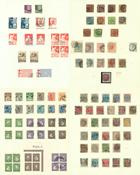 Denmark 1851-1974 collection