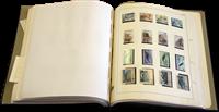 Faroe Islands - Collection 1975-96 in Davo album
