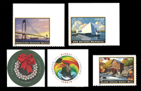 United States - High Value Stamps - Complementary stamps for year book 2014