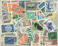 Finland - 190 different mint stamps