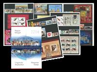 Hungary - Yearpack 2014 - Year Pack