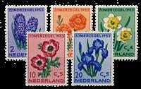 Netherlands 1953 - NVPH 602-606 - Mint