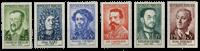 France 1958 - YT 1166-71 - Mint