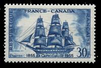 France 1955 - YT 1035 - Mint