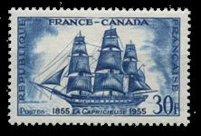 Frankrig - YT 1035 - Postfrisk