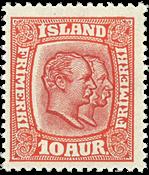 Island 1907 - AFA nr.53 - Postfrisk