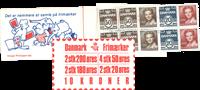 Danmark 1982 - Frimærkehæfte - AFA 7
