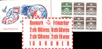 Danmark 1981 - Frimærkehæfte - AFA 6