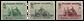 Belgien 1938 - OBP 481-83 - Ubrugt