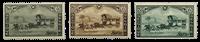 Belgien 1935 - OBP 407-09 - Ubrugt