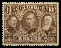 Belgien  - OBP 149 - Ubrugt