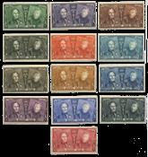Belgien  - OBP 221-33 - Ubrugt