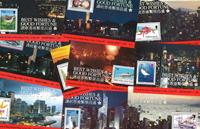 Commonwealth lande - Hongkong tilbage til Kina - Sæt på 10 forskellige miniark