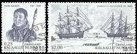 Grønland Ekspeditioner 2010 (2) - Stemplet frimærke