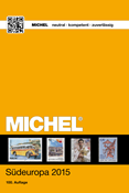 Michel catalogue - South Europe 2015