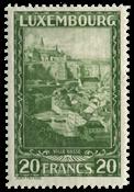 Luxembourg - Landscapes 1931 - Unused (Mi. 238)