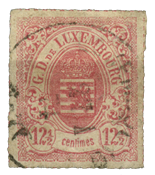 Luxembourg - Michel 18 - Cancelled