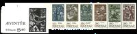 Færøerne 1984 - AFA 100-105 - Hæfte - Eventyr