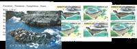 Faroe Islands - Seals 1992 - Booklet - AFA no. 229-230