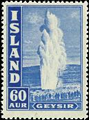 Geysir 1943 - 60 aur - Mint