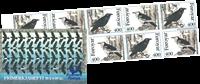 Faroe Islands - Ravens booklet 1995 -  AFA no. 275-276