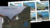 Faroe Islands  - Nordic countries 1993 - Booklet AFA no. 240-241