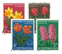 Luxembourg 1954 - Cancelled - Michel 531-34