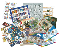 Russia 2014 - Mint - Part 1 - with standing order - complete