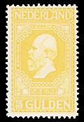 Netherlands - NVPH 100  - Mint