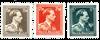 Belgien 1956 - OBP 1005-07 - Ubrugt