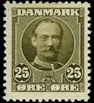 Danmark 1907 - AFA nr.57 Postfrisk
