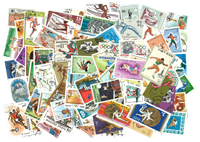 Summer Olympics - 100 stamps